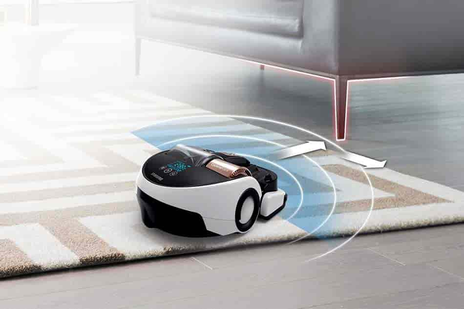 Intelligent Vacuum Cleaner one